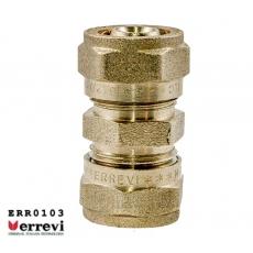 RACCORD PEX 16 X 16 ERREVI ERR0103